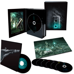 FF7 remake ost cd edition speciale