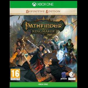 Pathfinder Kingmaker Definitive Edition Xbox One visuel produit definitif
