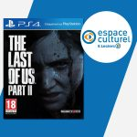 SLIDER last of us 2 standard ps4 article leclerc