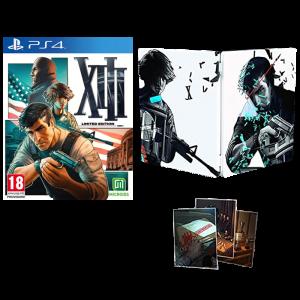 XIII edition limitée ps4 visuel produit v2