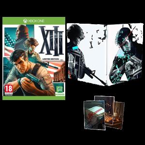 XIII edition limitée xbox one visuel produit