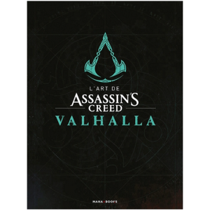 artbook assassin's creed valhalla standard mana books