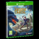 beast quest visuel produit xbox one