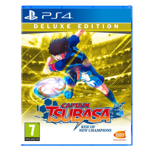 captain tsubasa edition deluxe ps4 visuel produit