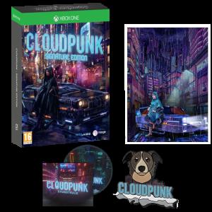 cloudpunk signature edition xbox