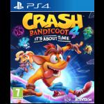 crash bandicoot 4 ps4 visuel produit