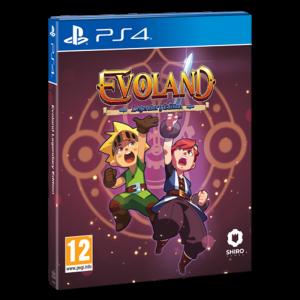 evoland legendary ps4 visuel produit