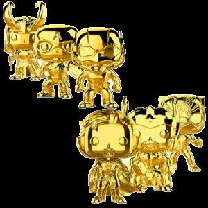 funko gold promo zavvi