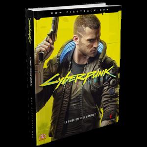 guide officiel cyberpunk standard visuel produit