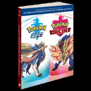 guide pokémon epée et bouclier visuel produit