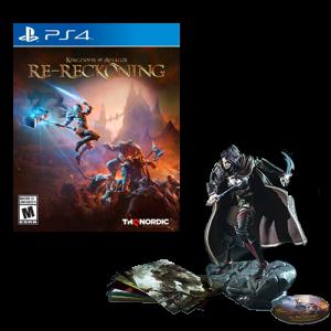 kingdom of amalur reckoning collector ps4 visuel produit