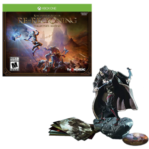kingdom of amalur reckoning collector xbox visuel produit
