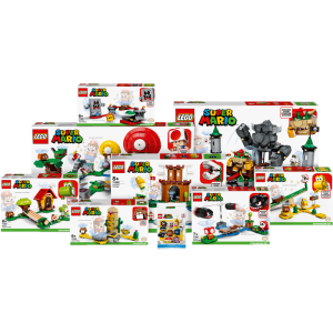 lego mario extension