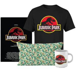 mega lot jurassic park promotion