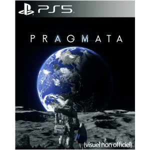 pragmata ps5 visuel produit provisoire