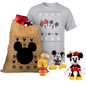 promo bundle disney t shirt et goodies visuel produit