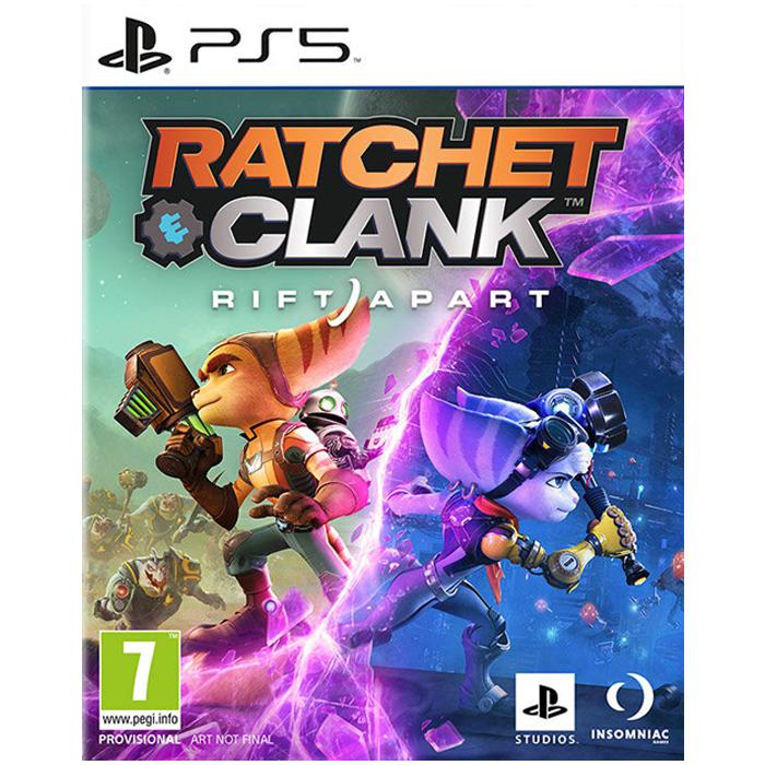 Test Ratchet & Clank: Rift Apart sur PS5