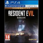 resident evil gold edition ps4 visuel produit