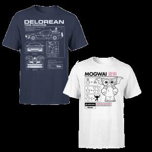 visuel produit promo t shirts 2 pour 20 euros