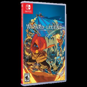 wizard of legend switch limited run games visuel produit