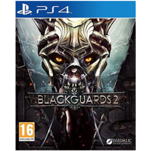Blackguards 2 sur PS4 visuel produit