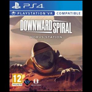DOWNWARD SPIRAL HORUS STATION PS4 VR visuel produit