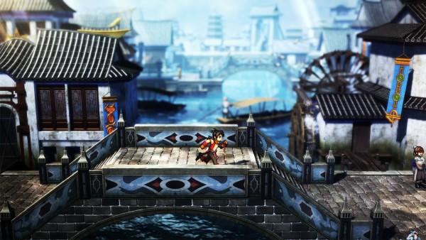 eiyuden chronicle screenshot gameplay 1