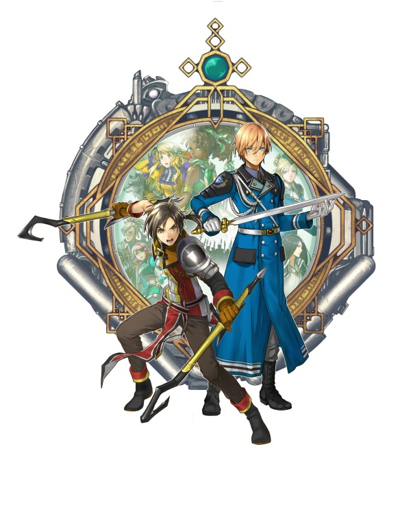 characters artwork