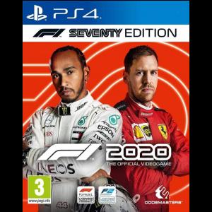 F1 2020 ps4 visuel produit