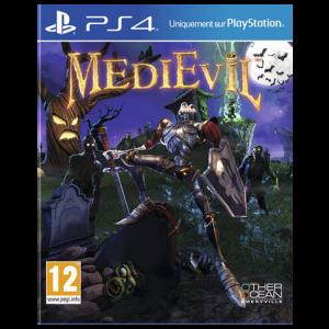 MEDIEVIL PS4 visuel produit