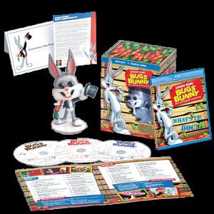 bugs bunny intégrale blu ray 80ème anniversaire visuel produit