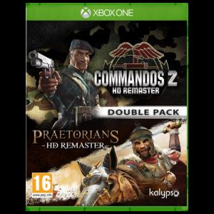 commandos 2 hd remaster xbox visuel produit
