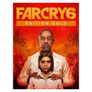 far cry 6 edition gold pc visuel produit