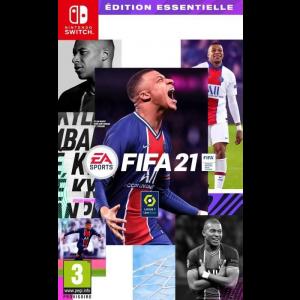 fifa 21 visuel produit definitif edition definitive switch