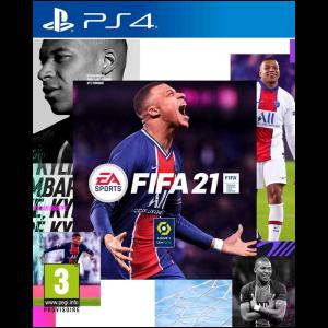 fifa 21 visuel produit definitif edition standard ps4