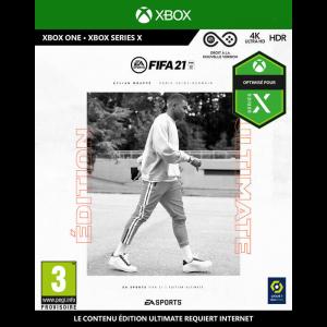 fifa 21 visuel produit definitif edition ultimate xbox one