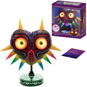 figurine majora's mask collector
