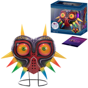 figurine majora's mask standard first 4 figures