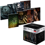 game of thrones intégrale 4k steelbook visuel produit version us