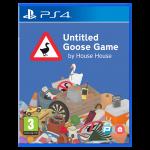 goose game visuel produit ps4
