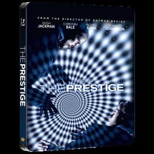 le prestige blu ray steelbook visuel produit