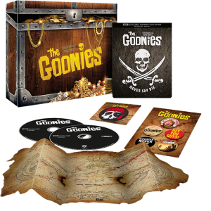 les goonies edition collector 4K visuel produit