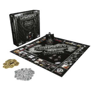 monopoly game of thrones collector visuel produit