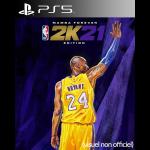 nba 2K21 ps5 mamba forever edition visuel produit non officiel