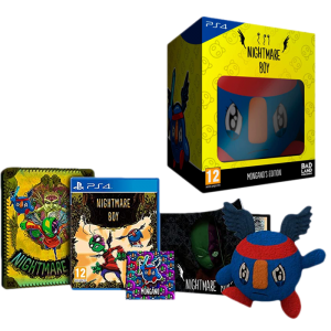 nightmare boy mongano's edition ps4