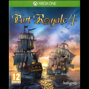 port royale 4 visuel produit xbox one