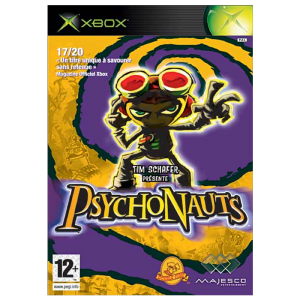psychonauts xbox one visuel produit