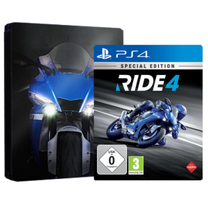 ride 4 edition spéciale ps4