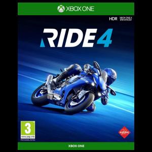 ride 4 xbox one visuel produit