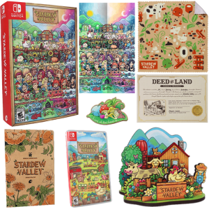 stardew valley collector switch version us visuel produit
